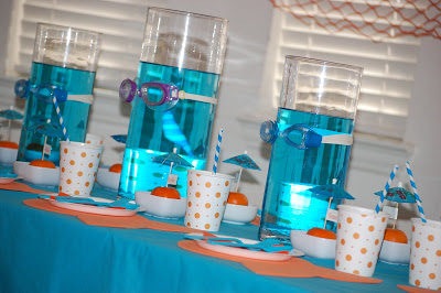 Under The Sea Party