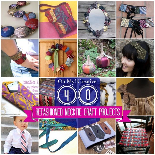 40-Refashioned-Nicktie-Craft-Projects