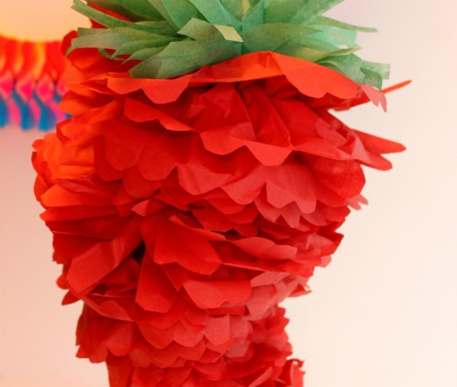 Chili Pepper Party Pom For Cinco De Mayo Or A Mexican Fiesta So Cute And