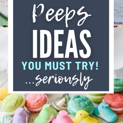 18 Creative Peeps Ideas