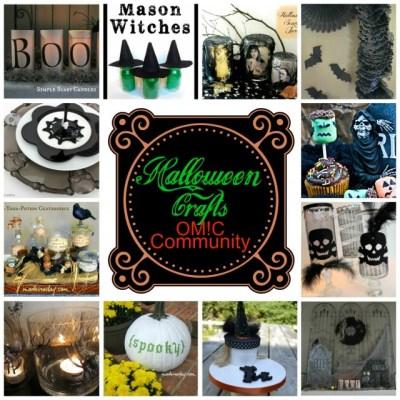 Halloween Crafts – OM!C Community Features