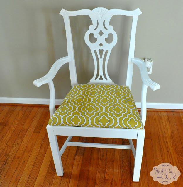 Chippendale Chair Upcycle