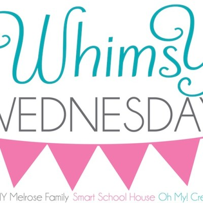 Whimsy Wednesday Link Party 65