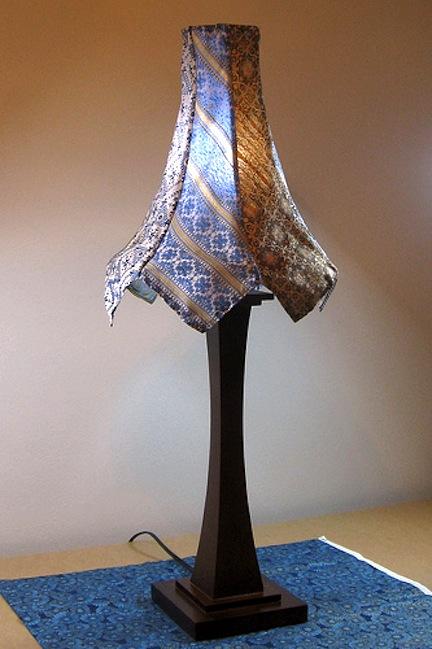 Necktie Lamp Shade