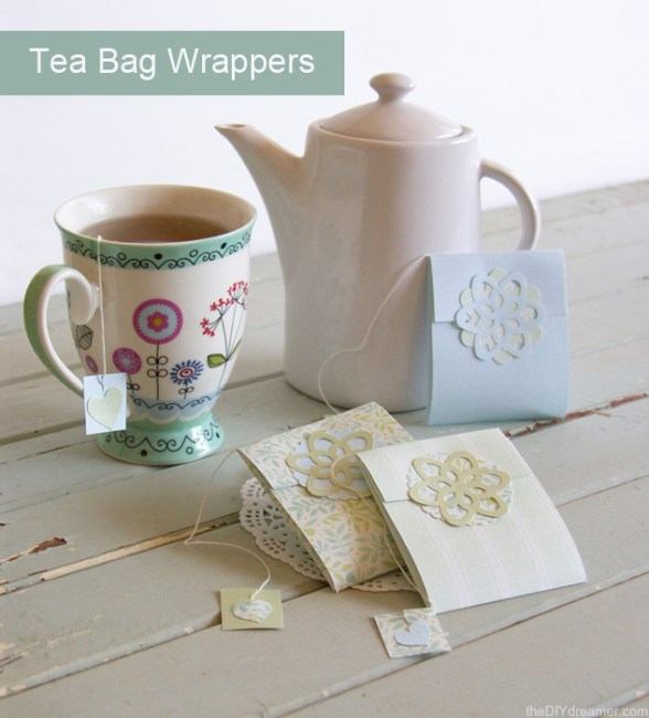 Tea Bag Wrappers