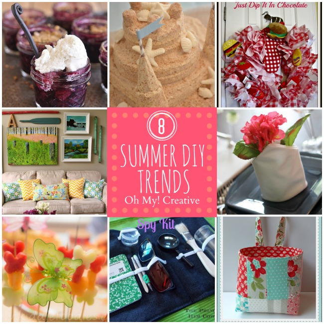 Diy Ideas Summer: Whimsy Wednesday Features