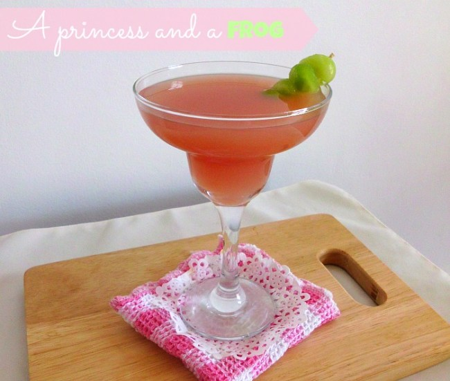 A-Princess-and-a-Frog Cocktail