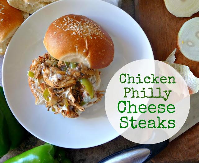 Chicken Philly Cheese Steak Recipe