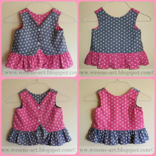 sew a girls top