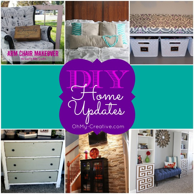 7 Do It Yourself Home Updates