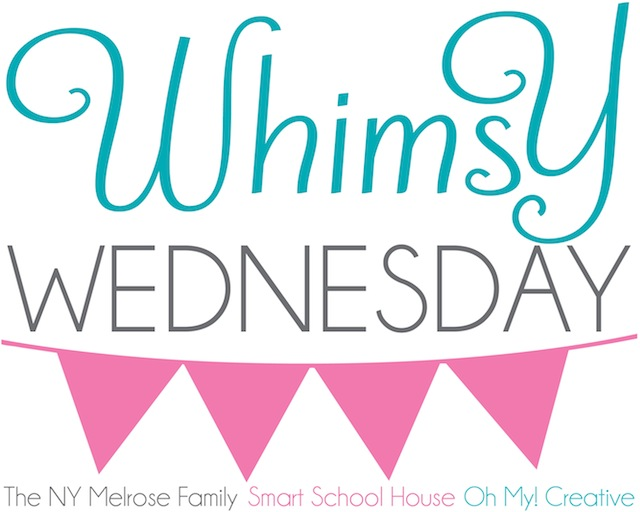 Whimsy Wednesday Link Party 77