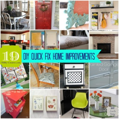 19 How To Do It Yourself Home Improvements