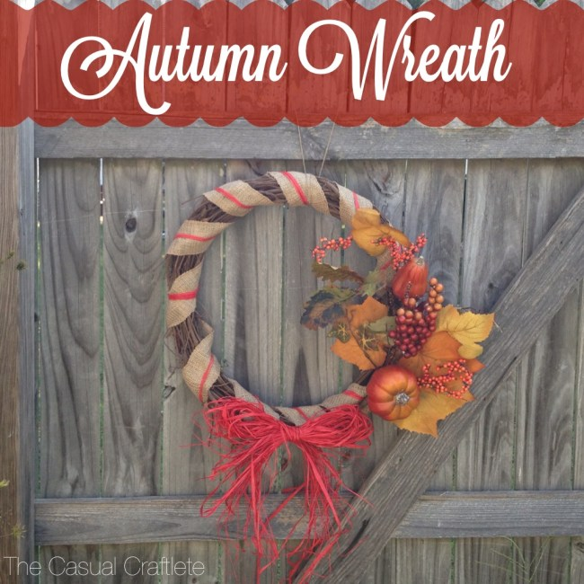Do It Yourself Fall Wreaths Oh My Creative