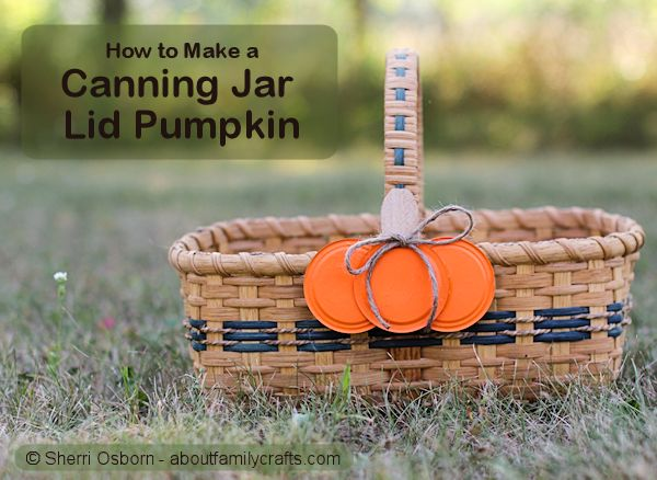 canning-jar-lid-pumpkin-craft