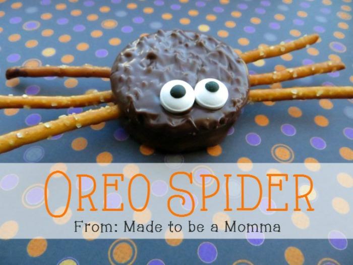 Oreo-Spider