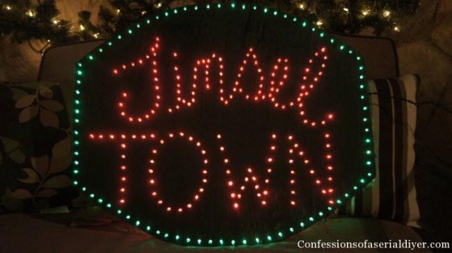 Christmas lighted-sign-10