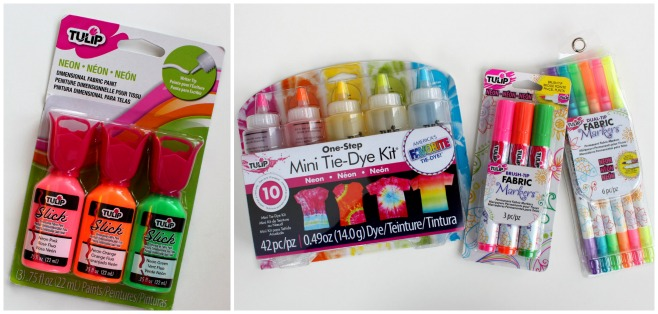 Tulip Neon Craft Products