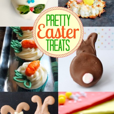 Pretty Easter Treats