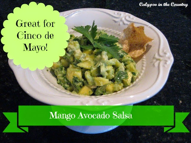 Mango Avocado Salsa recipe