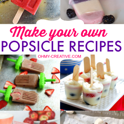 Tasty Homemade Popsicle Recipes