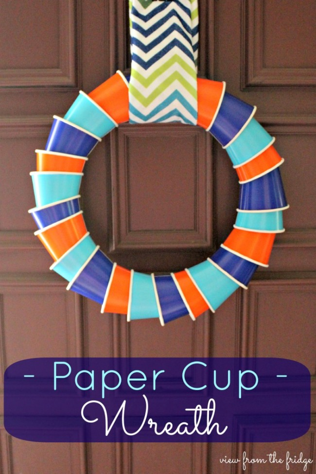 paper-cup-wreath