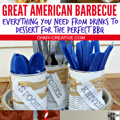 Great American Barbecue – Recipes from Drinks to Desserts