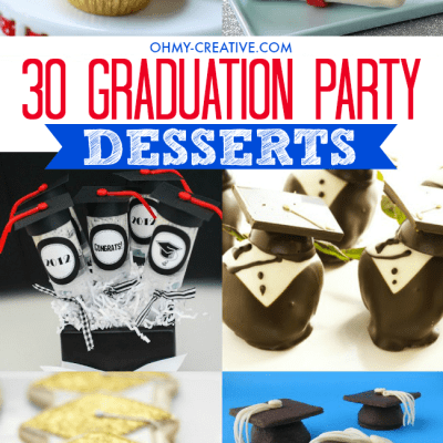 30 Awesome Graduation Party Desserts