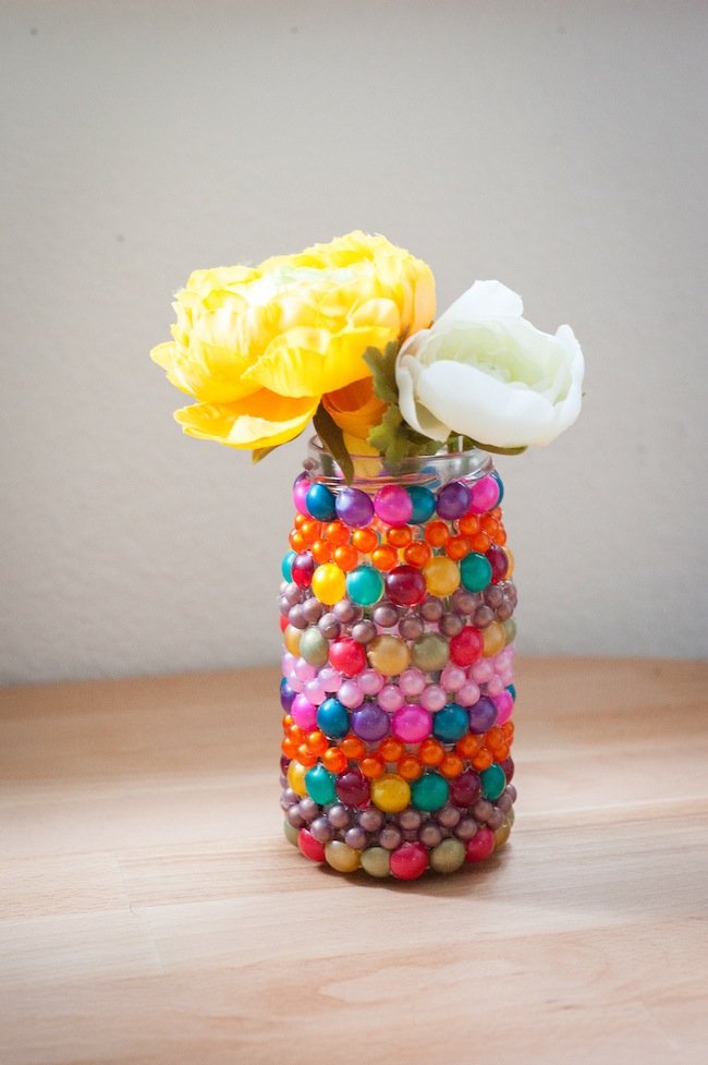 Decorated Vase  |  OHMY-CREATIVE.COM