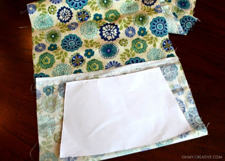 Fabric Pattern for purse makeover