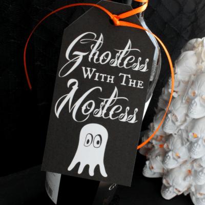 Free Halloween Printable Gift Tag