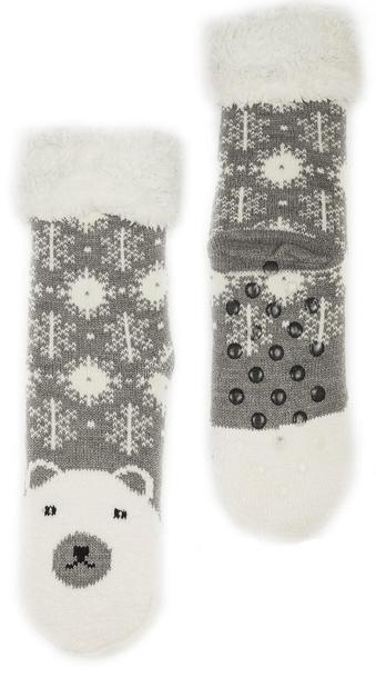 Teen Christmas Slipper Socks