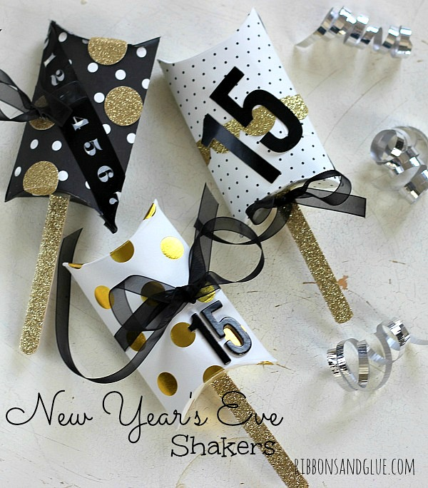 New Year's Eve Noise Makers