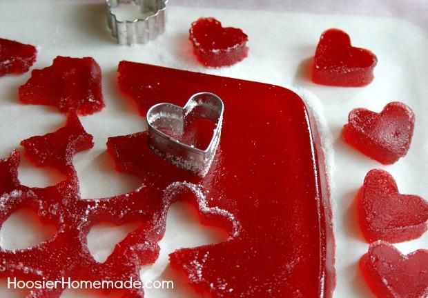 Homemade Gum Drops