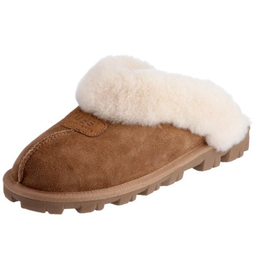 UGG Women's Coquette Slippers - Don't know what to get for mom this Mother's Day? Here are a few Pretty Gifts For Mom on Mother's Day she will love! | OHMY-CREATIVE.COM