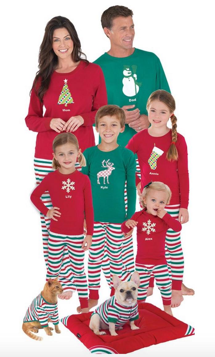 cozy family christmas pajamas oh my creative