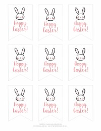 Free easter gift tag template merry christmas and happy new year 2018 free easter gift tag template negle Choice Image