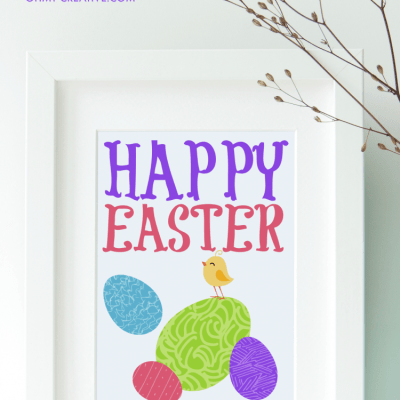 Adorable Easter Free Printable Art