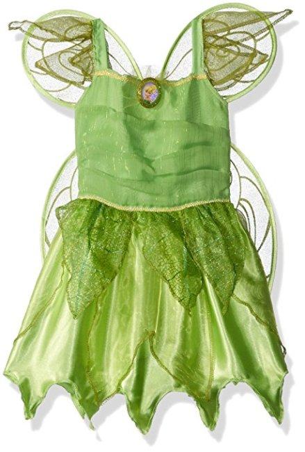 25 Disney Costume Ideas | OHMY-CREATIVE.COM | DIY Costumes | DIY Halloween | DIY Halloween Costumes | Amazon Costumes | Best DIY Halloween Costumes | Tinkerbell Costume |