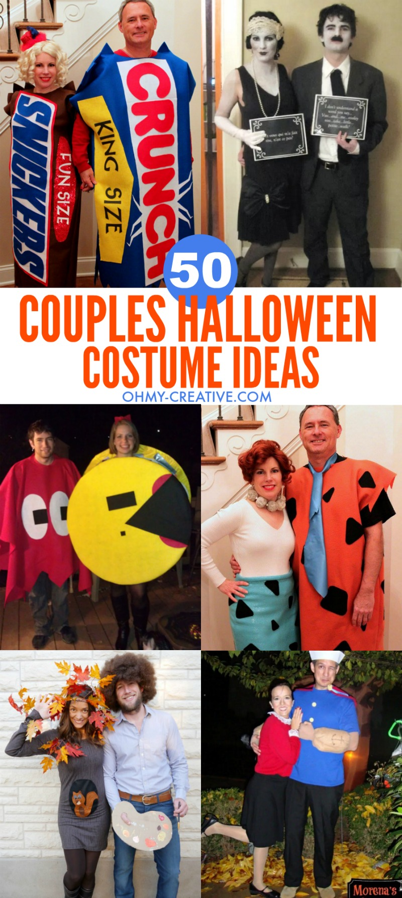 50 Couples Halloween Costume Ideas 2020