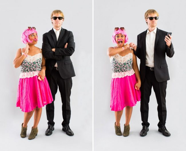 50 Couples Halloween Costume Ideas - Oh My Creative