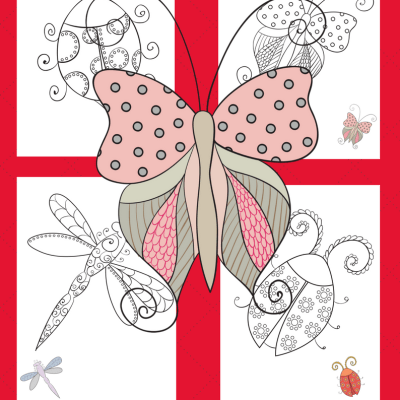 5 Free Printable Spring Coloring Pages