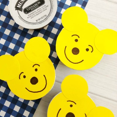 Adorable Winnie The Pooh Food Snack Cups