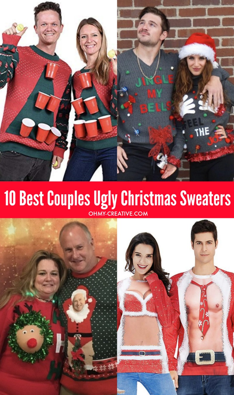 Do It Yourself Christmas Shirts.15 Do It Yourself Ugly Christmas Sweaters Oh My Creative