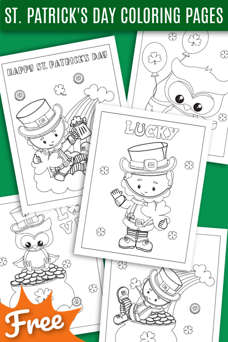 10 free colouring pages to keep the kids busy | 1200x800