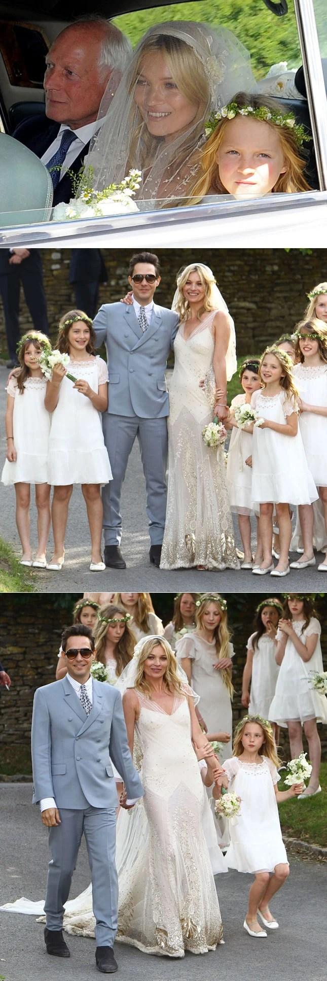 Casamento Kate Moss