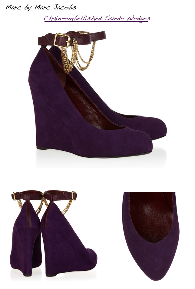 Anabela Marc by Marc Jacobs wedge