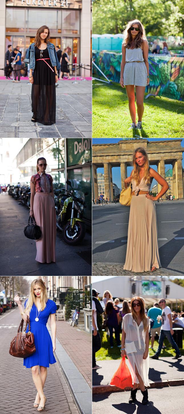 Looks para o verão - Street Style