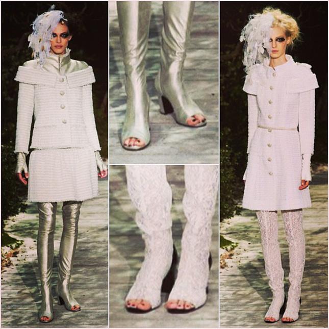 chanel haute couture paris ss 2013 blog de moda
