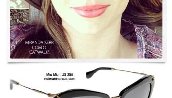 Óculos de Sol Skinny Glasses - Oh My Closet! 82a8a32a23