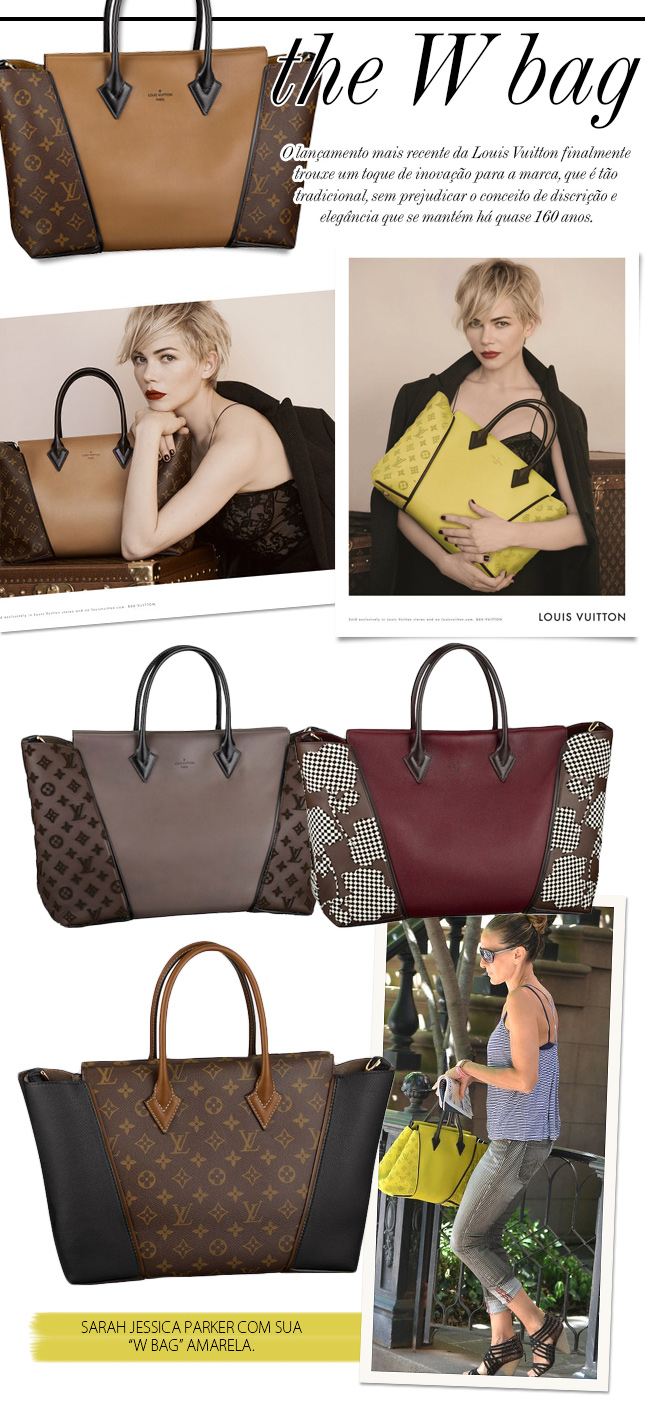 nova it bag louis vuitton the w bag blog de moda oh my closet dicas bolsas bolsa moda
